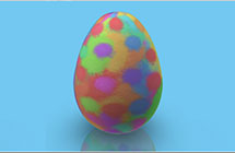 3D Easter Egg Decorator!