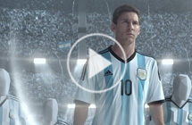 Messi - Play Fast or Fail by Iris and MediaMonks!