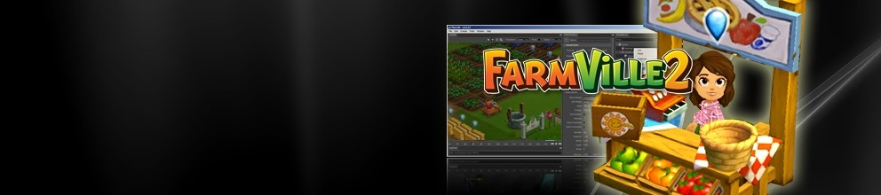 Flare3D, the engine behind Farmville 2